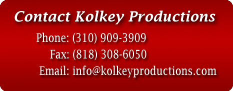 Kolkey Productions Main Contact